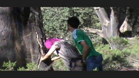 Плрно страстный арабов на скрытую камеру