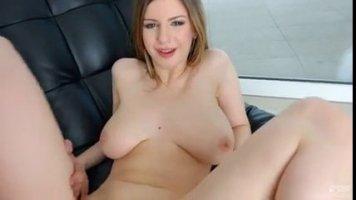 Чеченец выебал большегрудую рыжеволосую проститутку без презерватива