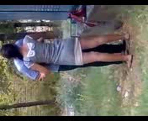 Секис парнуха- таджик дерет жестко подругу