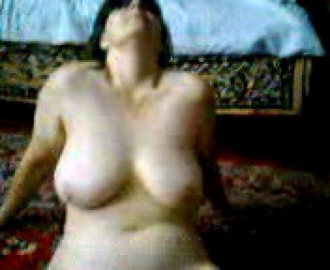 Узбекская мамашка трахается с сыном